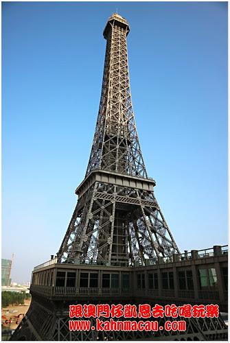 【澳門•路氹城】感受法國巴黎鐵塔風情 - 澳門巴黎人酒店(Parisian)&巴黎鐵塔觀景台 - 跟澳門仔凱恩去吃喝玩樂