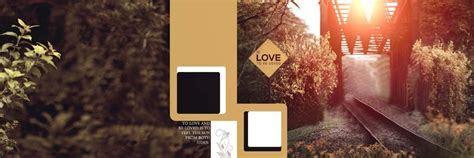 Modern Wedding Album Design 12x36 Psd Templates Download