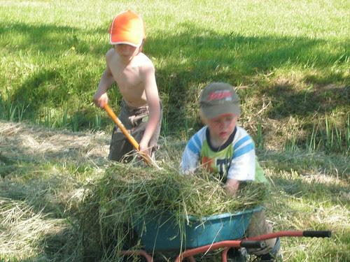 Big little helpers