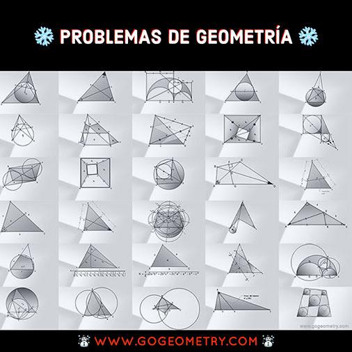 Problemas de Geometría en Español (English ESL)