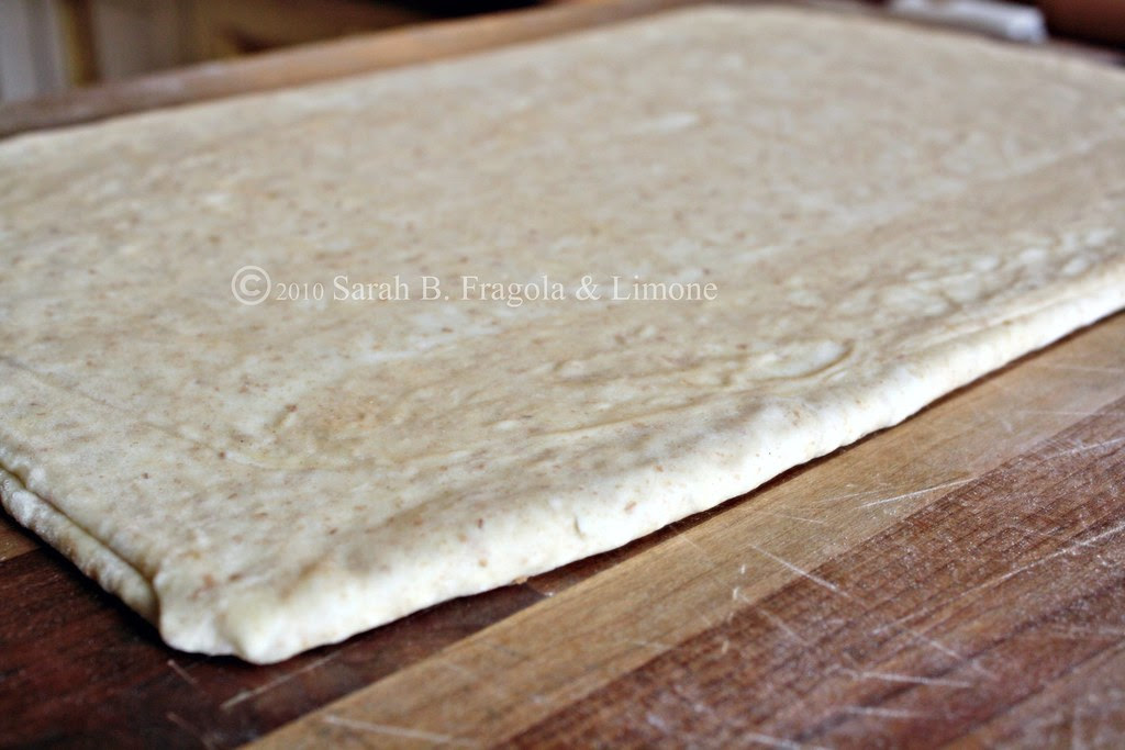 croissants integrali (giri e cottura) 16