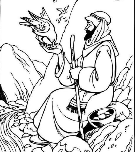 disegni biblici da colorare L om2iH2