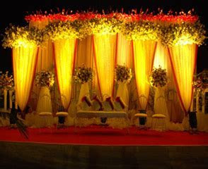 Goa Wedding Decorators   Bridal Stage Decoration in Goa