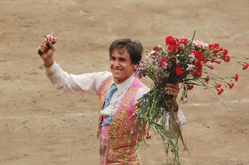 Fernando Roca Rey en Acho 2009