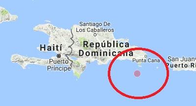 Reportan temblor 4.1 en La Romana
