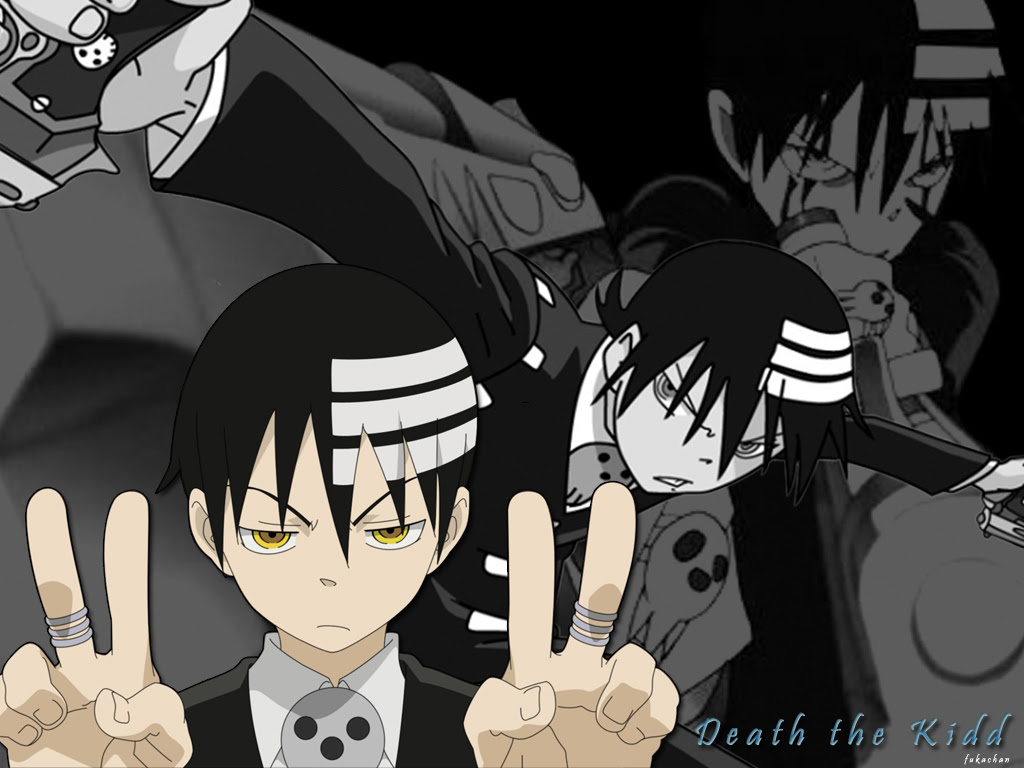 Death The Kid Images Kid Hd Wallpaper And Background Soul Eater