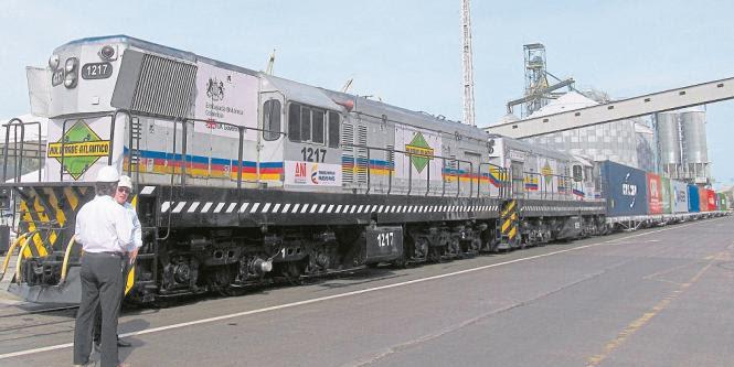 El Gobierno quiere regular el transporte de ferrocarril en Colombia para establecer las normas.