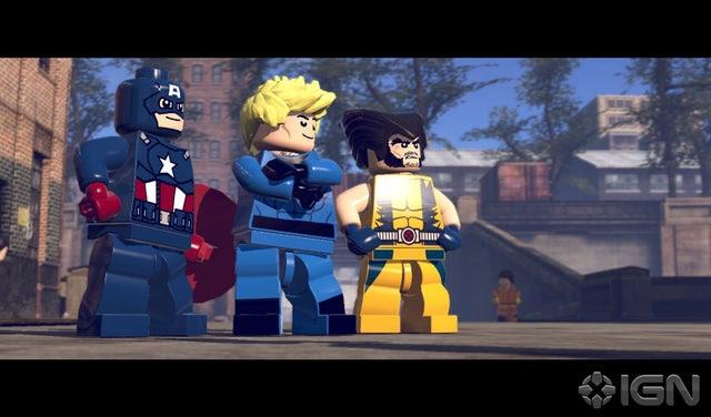 Game Makassar: LEGO: Marvel Super Heroes
