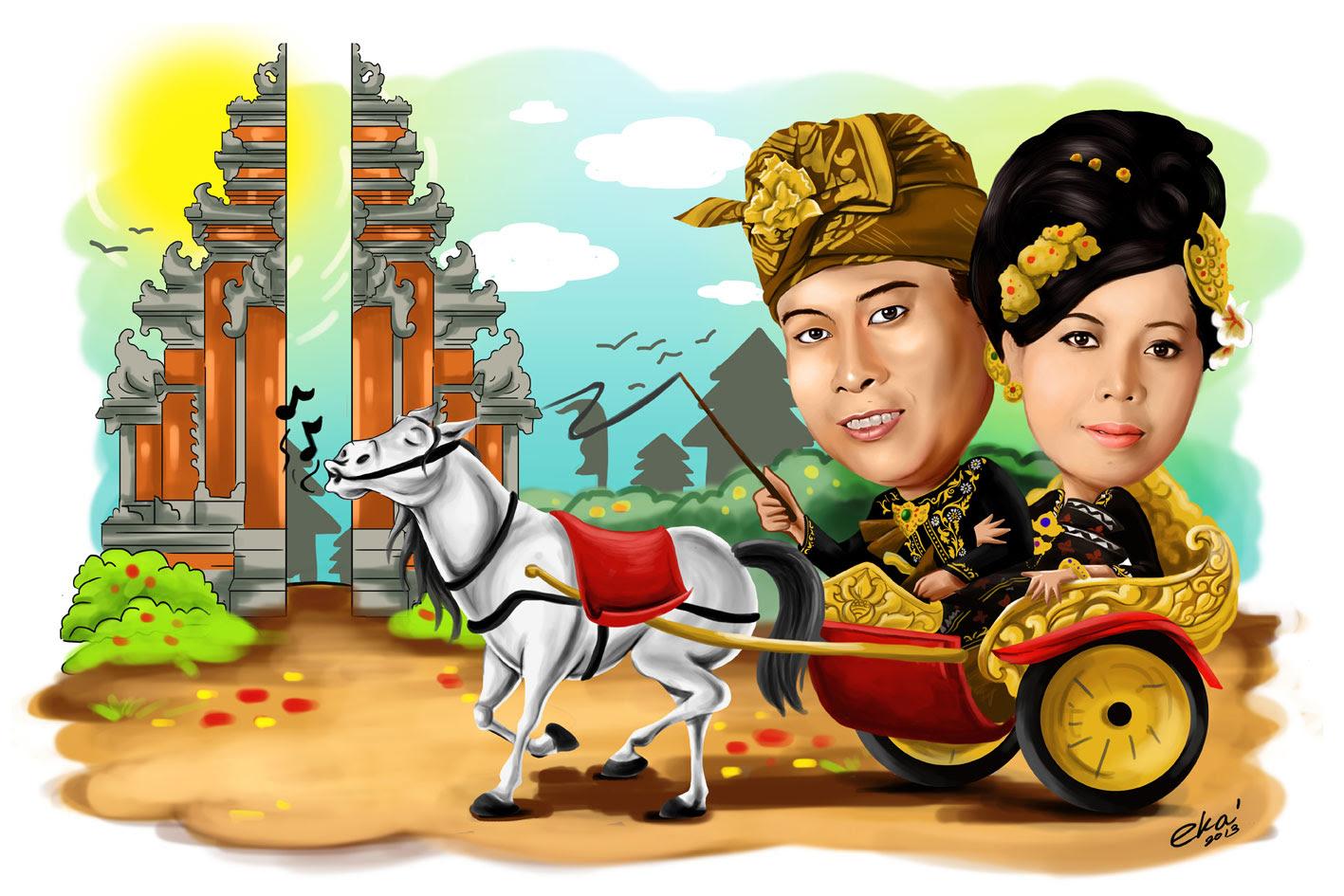Gambar Kartun Rumah Adat Bali Gambar Dan Nama Rumah Adat Dari 33