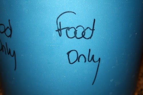 food only