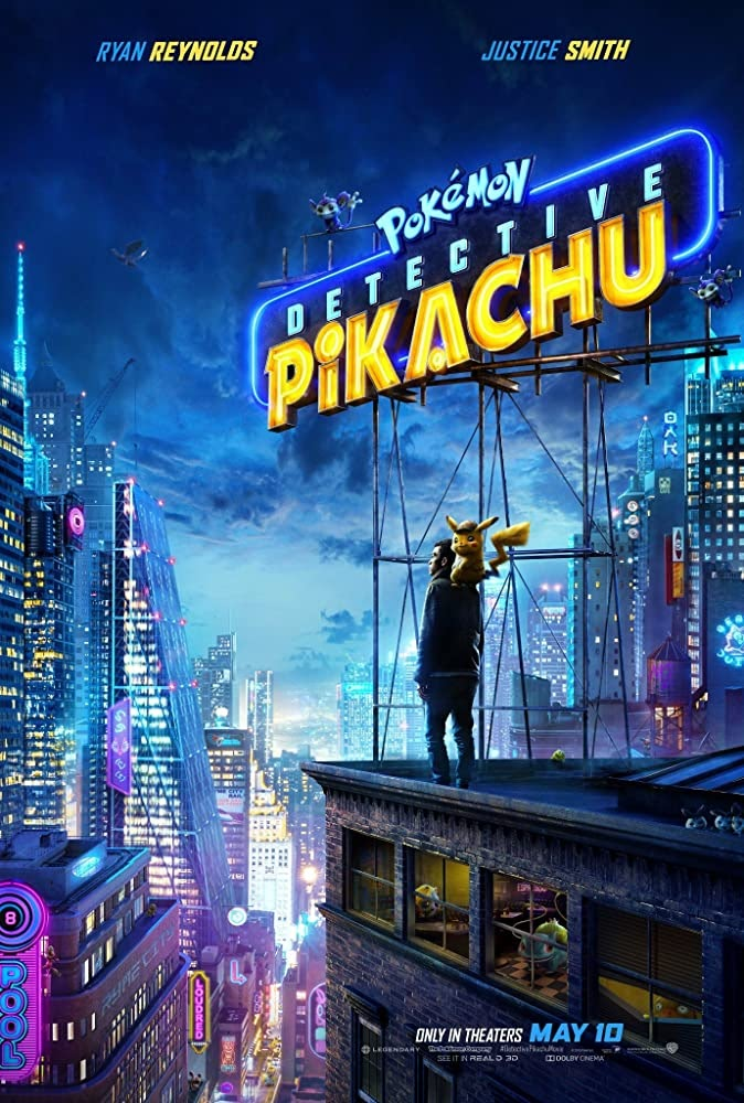 Pokémon: Detective Pikachu ( 2019 )