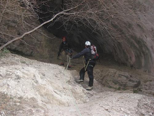 La grotta dell'orrido