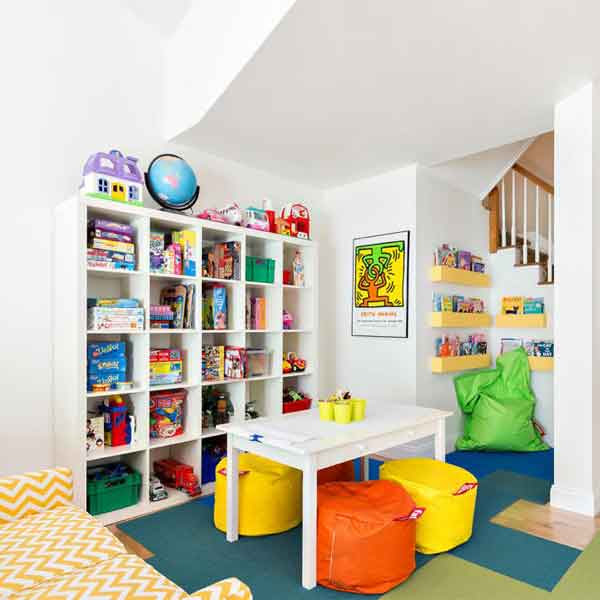 9 Tips To Design Playroom For Kids Playroom Design Ideas