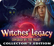 Witches' Legacy 10: Covered By The Night Collector's Edition [FINAL]