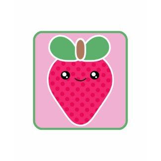 Mega Kawaii Strawberry T-Shirt shirt