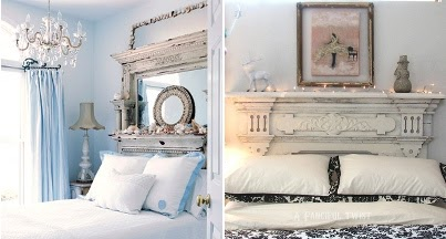 DIY ALL NEW SHABBY CHIC HEADBOARD