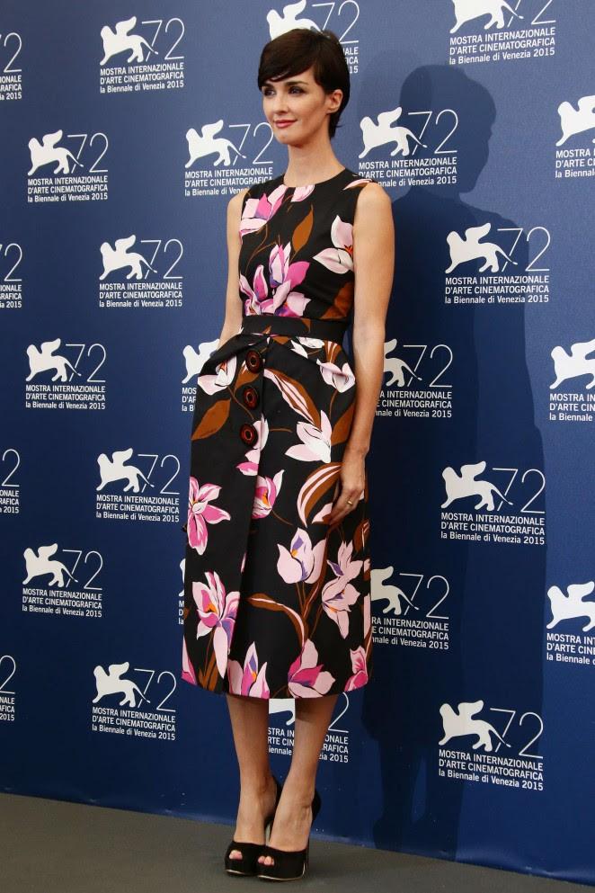 Paz Vega: 72nd Venice Film Festival Jury Photocall -22