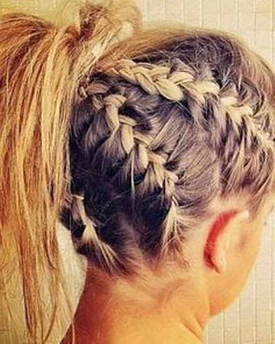 Cornrows For Summer
