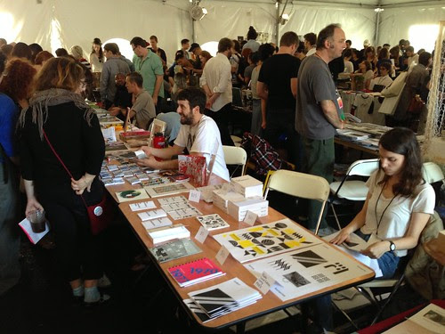 New York Art Book Fair, PS 1, Queens