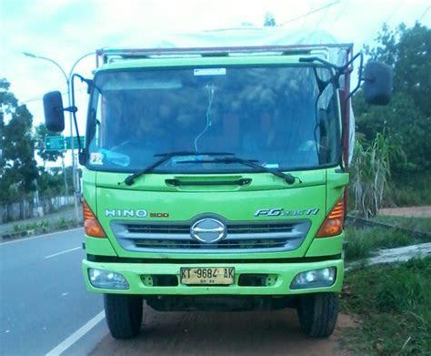 truck pengangkut barang  batam diduga ditangkap bc