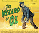1903 Wizard of Oz CD