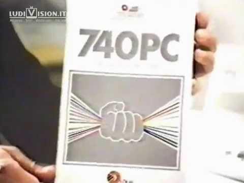 ITALWARE 740PC - Software Dichiarazione dei Redditi (1986)
