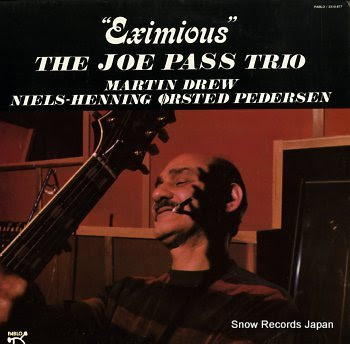 PASS, JOE eximious