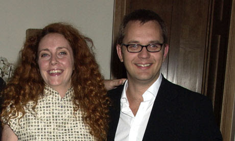 Rebekah Wade and Andy Coulson