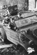 Volkswagon, Skull and Crossbones, Germany, SS, World War Two, Freemasons, Freemasonry, Freemason