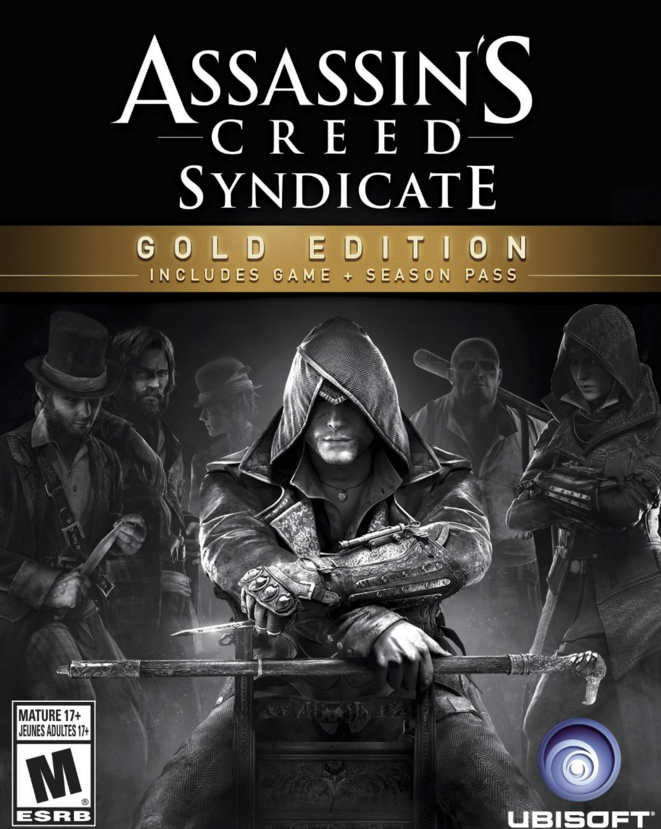 Assassins Creed Syndicate-CODEX