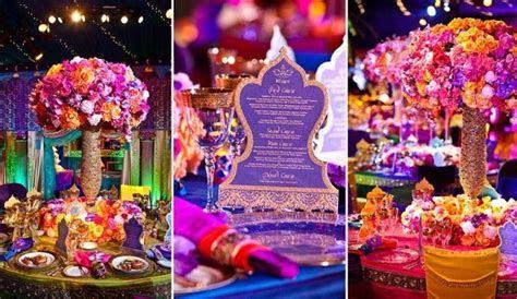 Aladdin Themed Wedding Ideas {TOP Planning Tips}   Venuelust