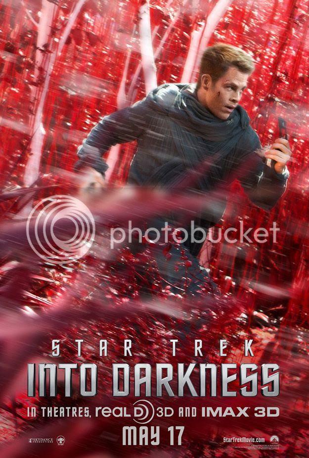 Star Trek Into Darkness photo: Kirk Poster Star-Trek-Into-Darkness-Kirk-Poster-Dragonlord.jpg