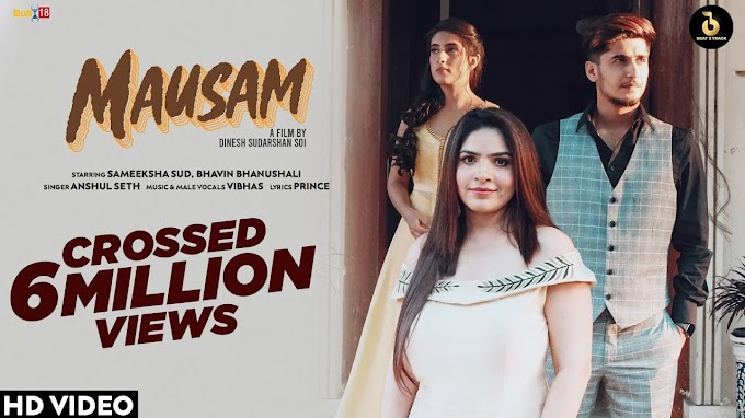 Mausam Song lyrics in English | Anshul Seth | Vibhas | Dinesh S