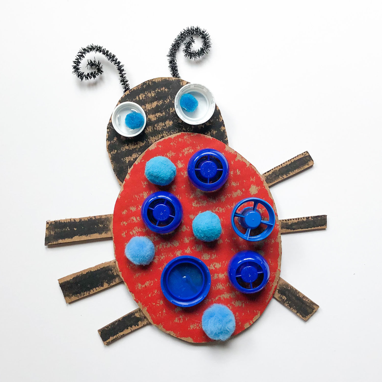 Educating Creative Hobby And Easy Bug Crafts For Toddlers