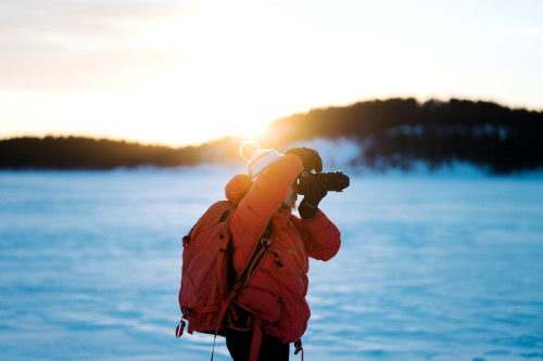 Photography career in Canada