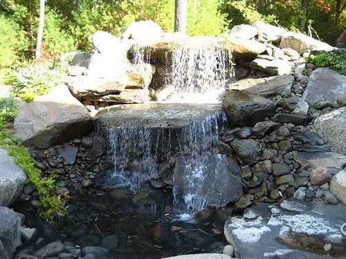 tori's fountain, olive bridge