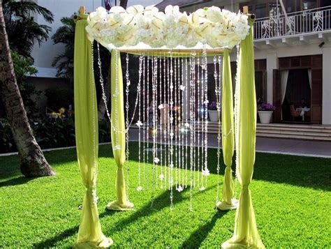 Katherinn's blog: Wedding Arch Decorations Ideas