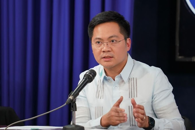 Gov't to replicate community pantry? Nograles says food packs reserved for families under lockdown, typhoon victims