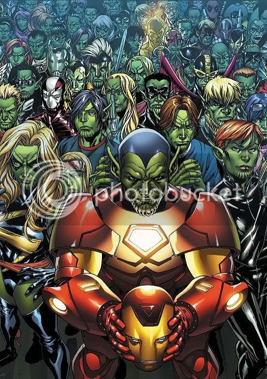 Avengers: Initative #15