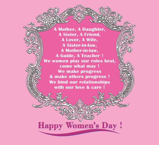 Womens Day Wishes Free Inspirational Wishes Ecards 123 Greetings
