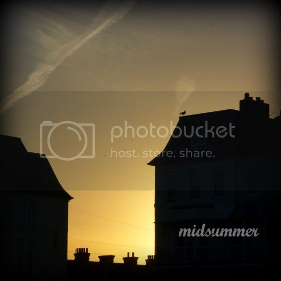 midsummer skies - silvermoss blog