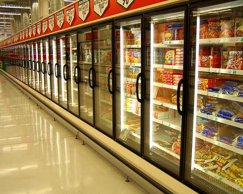 saving on frozen foods