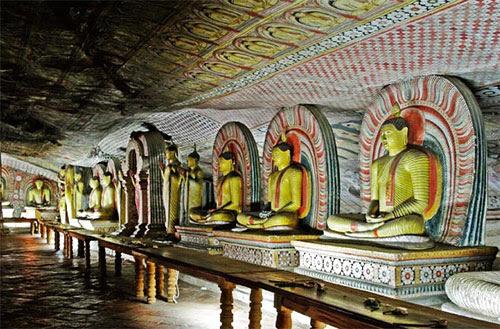 Image result for rangiri dambulla temple
