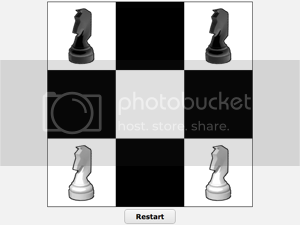 Grey Matters' Knight Shift game