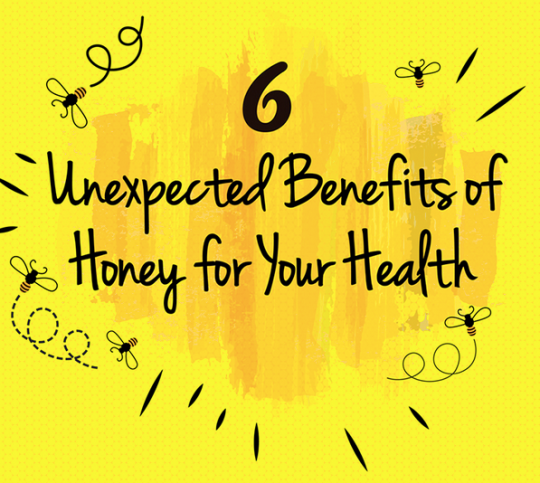 6 Unexpected Benefits of Honey for Your Health