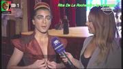 Rita De La Rochezoire sensual na Rtp
