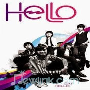 Lirik Hello - Asmaraku