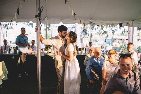 Rustic Mennonite Wedding in Kitchener Waterloo   Junebug