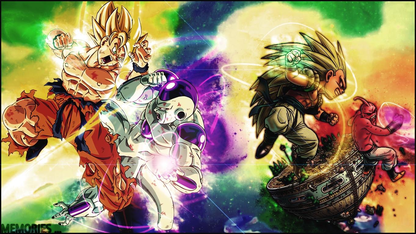 Dragon Ball Z 14 High Resolution Wallpaper Listtoday