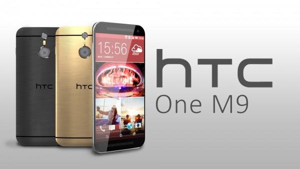 Harga HTC One M9 Spesifikasi Premium Kamera 20.7 M 2021